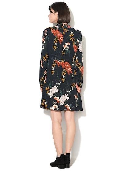 Only Rochie cu model floral si maneci lungi Aviaya Femei
