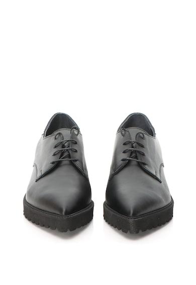 Mihaela Glavan Pantofi cu varf ascutit de piele Femei