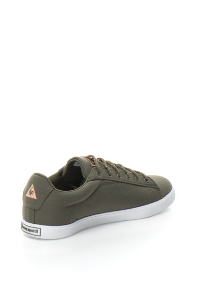 Le Coq Sportif Pantofi sport de panza cu logo brodat Agate Femei