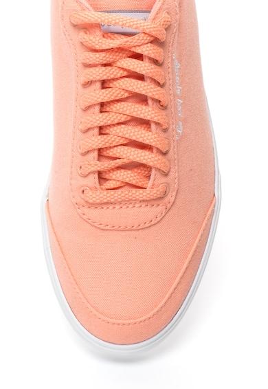 Le Coq Sportif Pantofi sport de panza cu logo Lisa Femei