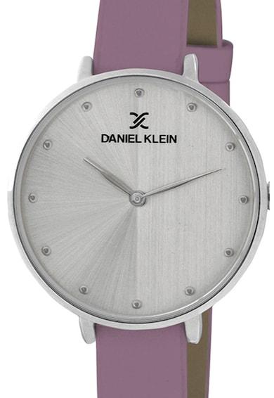 DANIEL KLEIN Set de ceas si bratari - 3 piese Femei