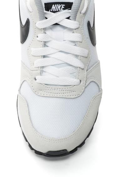 Nike Pantofi sport cu insertii de piele intoarsa MD Runner 2 Femei