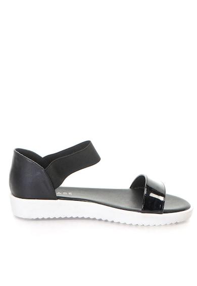 Release Sandale cu talpa joasa si bareta din elastic,  piele sintetica Femei