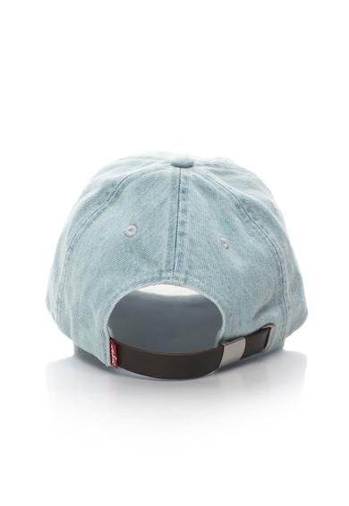 Levi's Унисекс шапка от деним с бродирано лого Жени