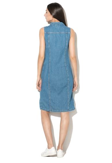 Levi's Дънкова рокля тип риза без ръкави Жени