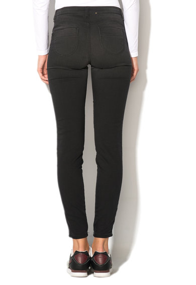 United Colors of Benetton Jeansi skinny gri decolorat Femei