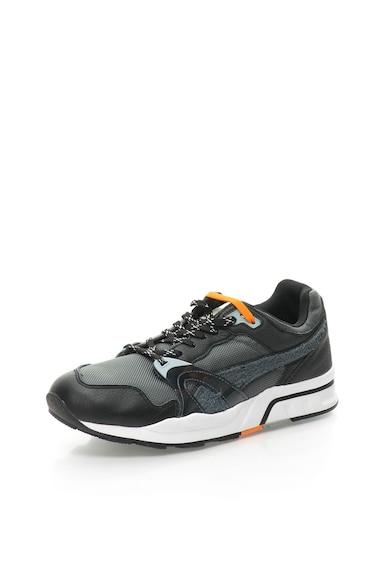 Yükle (390x566)Trinomic XT1 Plus Fekete   Szürke Cipő - Puma (357835-03)Puma  Trinomic XT1 Plus Fekete   Szürke Cipő férfi. 38bc463eba
