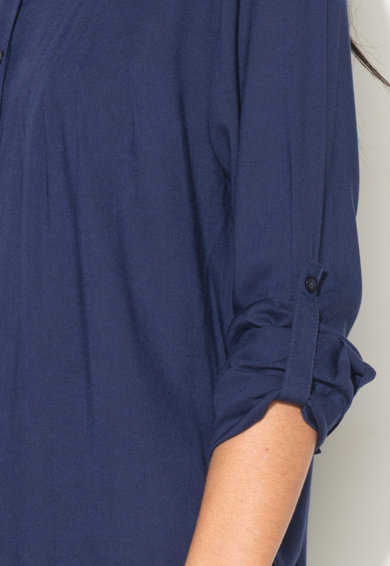 Big Star Camasa regular fit albastru cobalt Femei