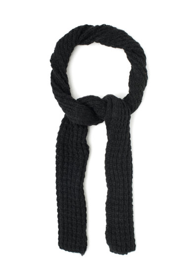 United Colors of Benetton Fular negru Femei