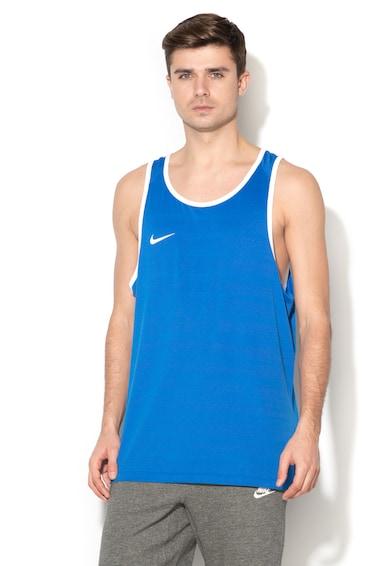 Nike Top cu aplicatie logo, pentru baschet Barbati