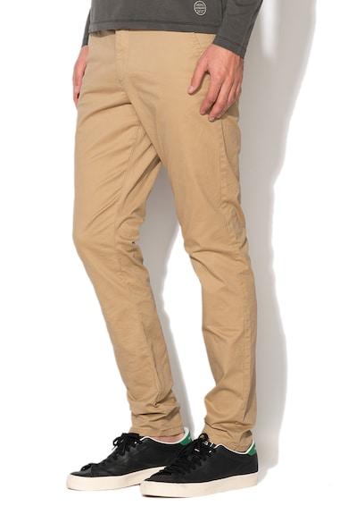 Jack&Jones Pantaloni slim fit bej Marco Barbati