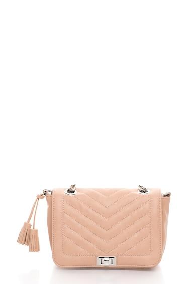 Esprit Geanta crossbody roz piersica Orinda Femei