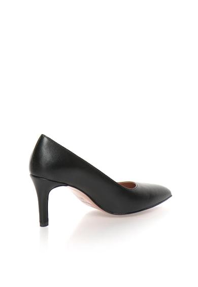 Zee Lane Pantofi negri de piele Raffy Femei