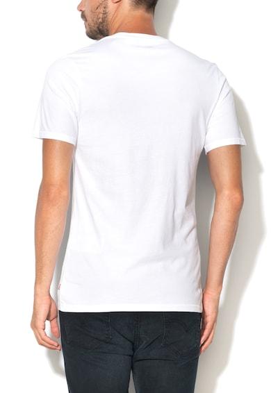Levi's Tricou alb cu imprimeu logo Barbati