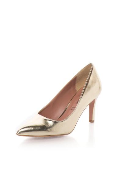 Zee Lane Pantofi aurii cu varf ascutit Raffy Femei
