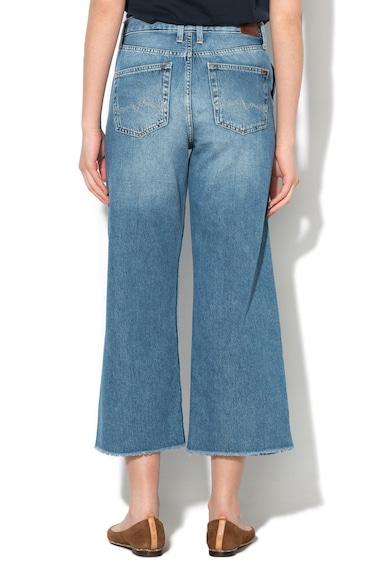 Pepe Jeans London Jeansi regular fit albastri cu croiala ampla Patsy Femei