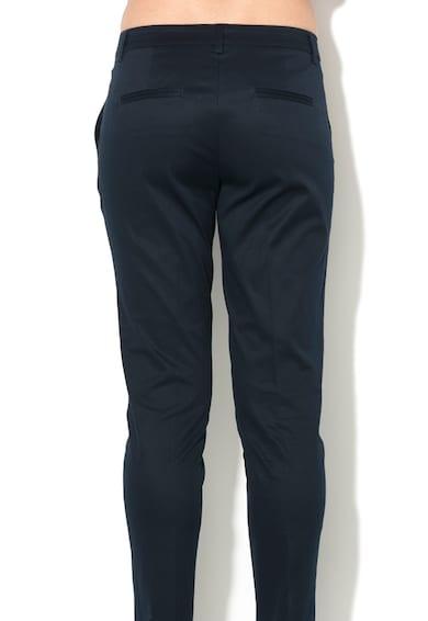 United Colors of Benetton Pantaloni bleumarin cu croiala dreapta Femei