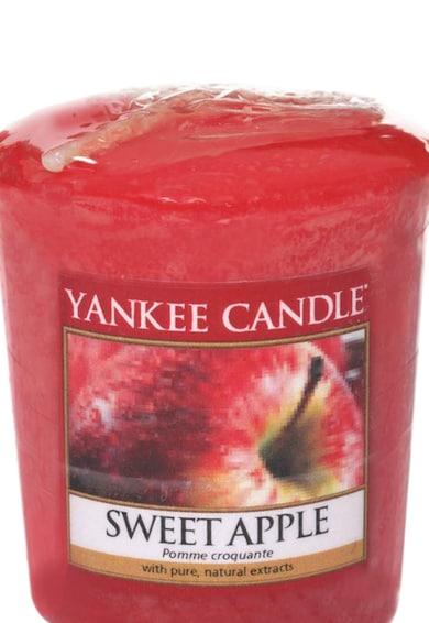 YANKEE CANDLE Set de lumanari parfumate Sweet Apple - 2 piese Femei