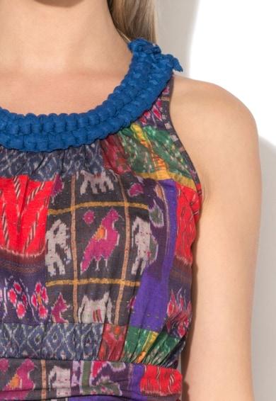 DESIGUAL Rochie multicolora fara maneci Femei