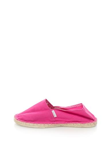 Australian Espadrile roz bombon Femei