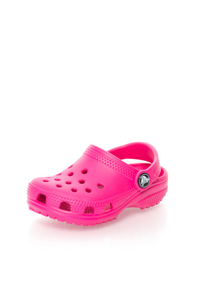 Crocs Sandale slingback roz bombon Classic Baieti