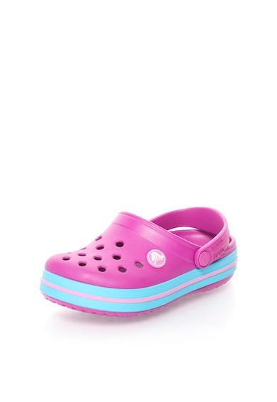 Crocs Saboti slingback usori roz Crocband™ Baieti