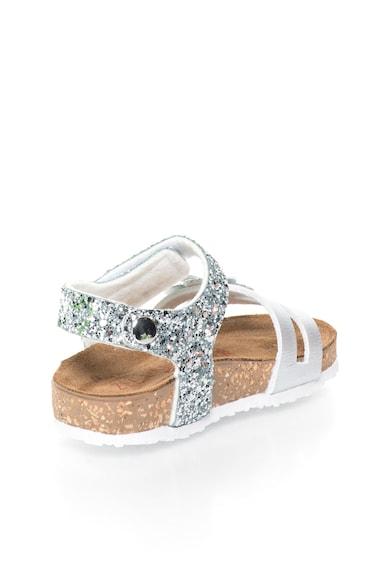 Zee Lane Sandale argintii stralucitoare Fete