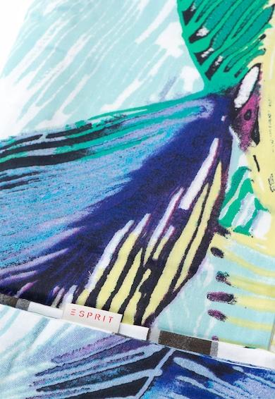 ESPRIT home Fata de perna multicolora cu frunze si dungi Palmia Femei