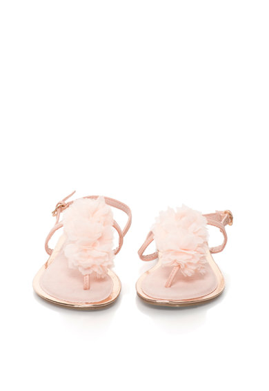 Haily's Sandale roz deschis cu bareta separatoare Rosa Femei
