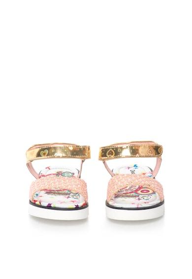 DESIGUAL Sandale multicolore Smile Fete