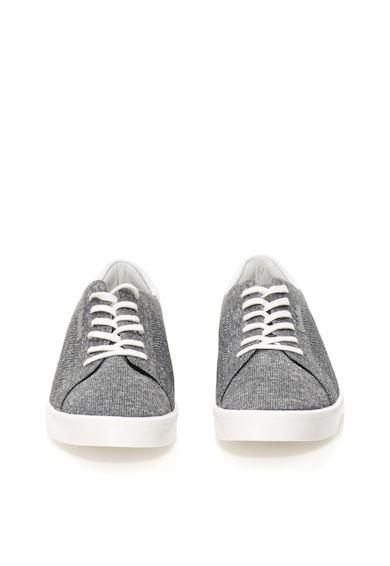 Calvin Klein Tenisi gri melange tricotati Ilene Femei