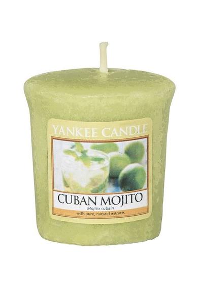 YANKEE CANDLE Set de lumanari parfumate Cuban Mojito - 2 piese Femei