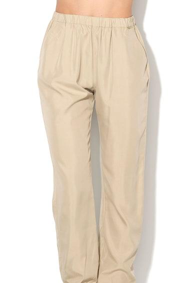 GUESS JEANS Pantaloni cu amestec de modal Femei