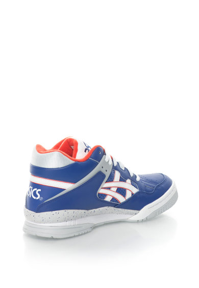 Asics Pantofi sport mid-high cu pete decorative Gel Spotlyte Barbati