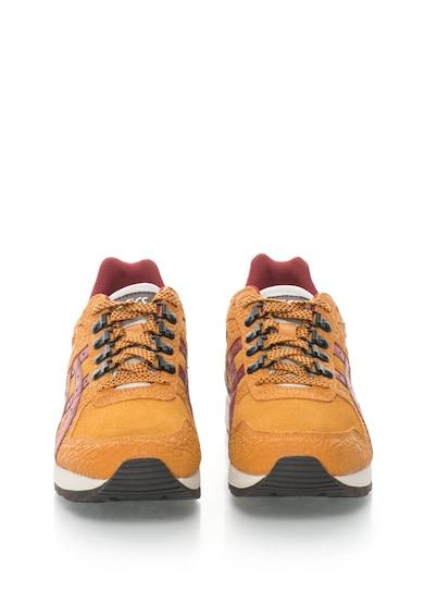 Asics Pantofi sport de piele si piele intoarsa GT-II Femei