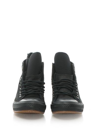 Converse Pantofi sport inalti impermeabili de piele nabuc Chuck Taylor All Star Femei