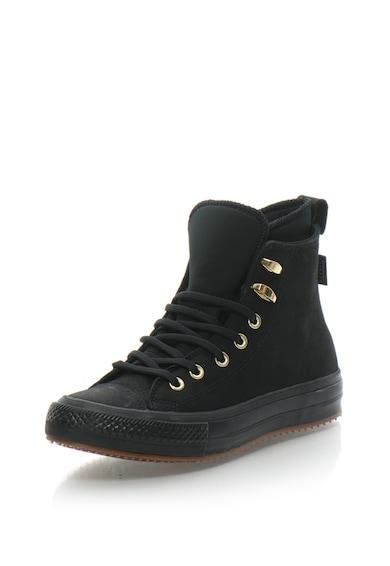 Converse Pantofi sport inalti de piele Chuck Taylor All Star Femei