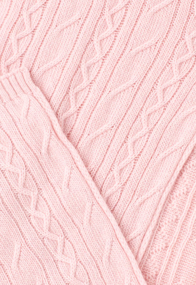 United Colors of Benetton Fular tricotat cu torsade Fete