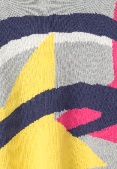 United Colors of Benetton Pulover cu model grafic Fete