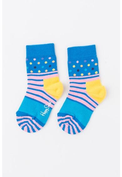 Happy Socks Sosete 3/4 cu imprimeu Fete