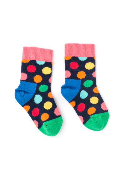 Happy Socks Set de sosete in dungi Pack - 2 perechi Fete