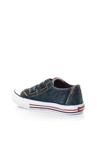 Levi's Pantofi sport din denim, cu velcro Fete