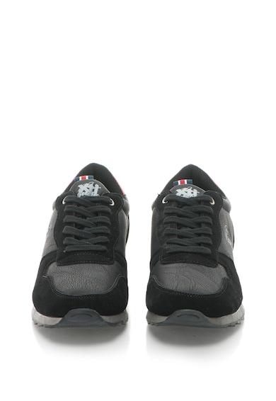Xti Pantofi sport cu detaliu contrastant Barbati