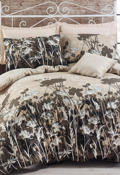 Leunelle Lenjerie de pat din bumbac ranforce Bonar Femei