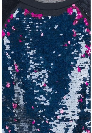 DESIGUAL Bluza sport cu paiete reversibile Epicuro Fete