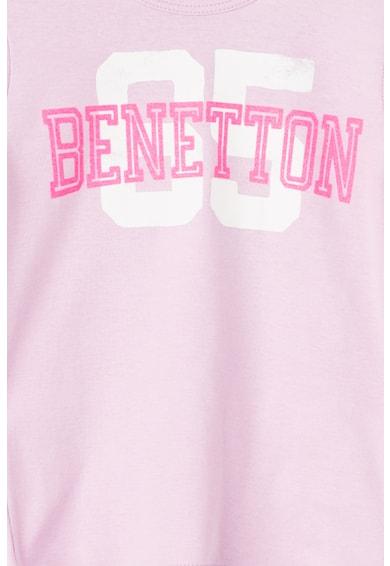 United Colors of Benetton Bluza cu imprimeu Fete