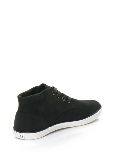 Polo Ralph Lauren Pantofi sport chukka de piele nabuc Barbati