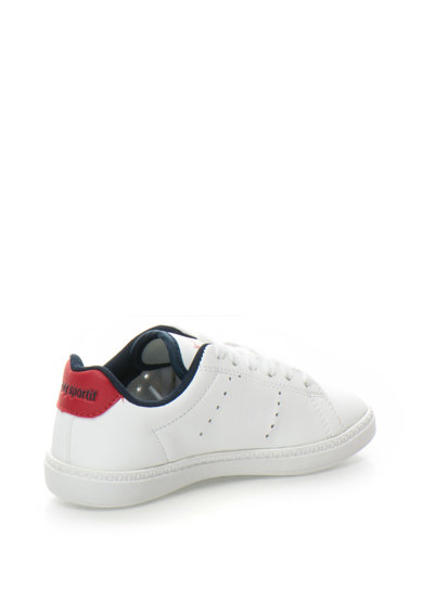 Le Coq Sportif Pantofi sport cu sireturi Courtone Fete