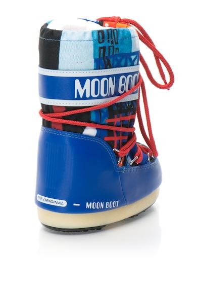 Moon Boot Apreschiuri cu aplicatie logo Baieti