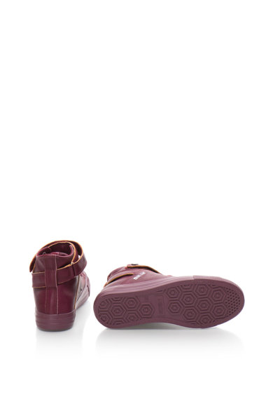 Big Star Pantofi sport inalti cu banda velcro Femei